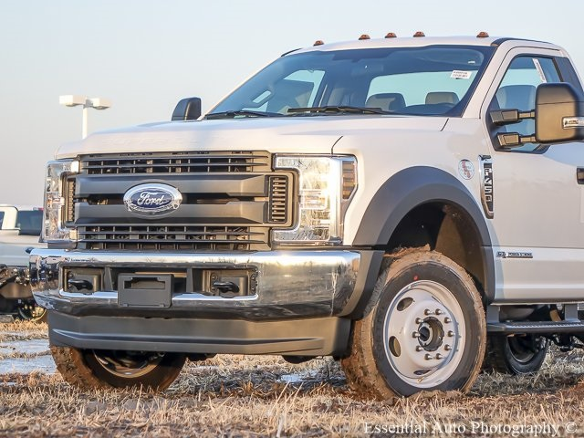 2019 F-450 Regular Cab DRW 4x4,  Cab Chassis #K00016 - photo 1