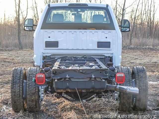 2019 F-450 Regular Cab DRW 4x4,  Cab Chassis #K00016 - photo 5