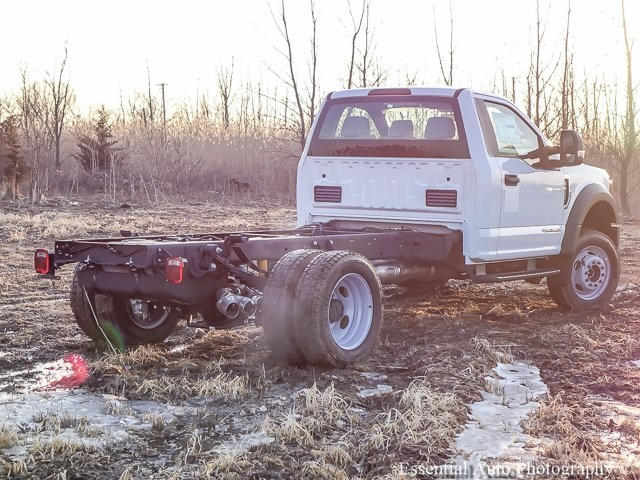 2019 F-450 Regular Cab DRW 4x4,  Cab Chassis #K00016 - photo 2