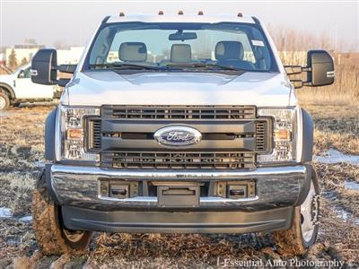 2019 F-450 Regular Cab DRW 4x4,  Cab Chassis #K00016 - photo 4