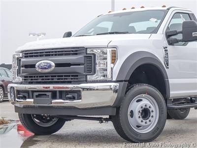 2019 F-550 Regular Cab DRW 4x2,  Cab Chassis #K00025 - photo 1