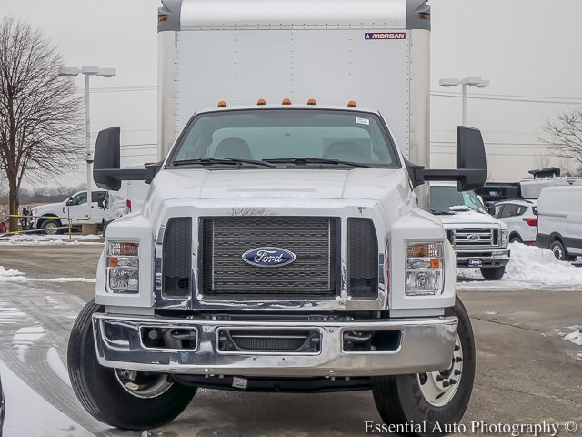2019 F-650 Regular Cab DRW 4x2,  Morgan Dry Freight #K00072 - photo 5