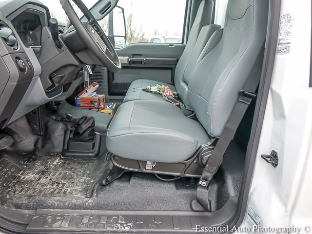 2019 F-650 Regular Cab DRW 4x2,  Morgan Dry Freight #K00072 - photo 8