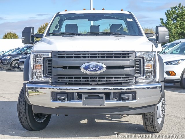 2019 F-550 Regular Cab DRW 4x4,  Cab Chassis #K00075 - photo 4