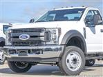 2019 F-550 Regular Cab DRW 4x4,  Cab Chassis #K00075 - photo 1