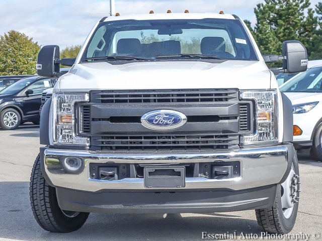 2019 F-550 Regular Cab DRW 4x4,  Cab Chassis #K00078 - photo 4