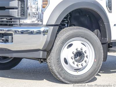 2019 F-550 Regular Cab DRW 4x2,  Cab Chassis #K00082 - photo 3