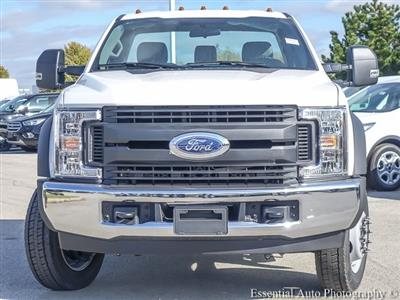 2019 F-550 Regular Cab DRW 4x2,  Cab Chassis #K00082 - photo 4