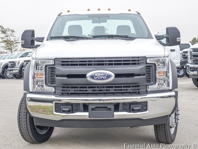 2019 F-550 Regular Cab DRW 4x2,  Cab Chassis #K00083 - photo 4