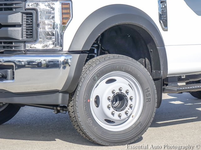 2019 F-550 Regular Cab DRW 4x4,  Cab Chassis #K00088 - photo 3