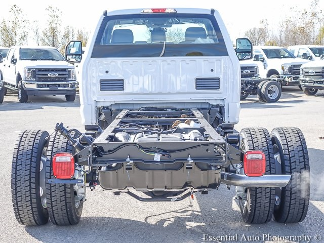 2019 F-550 Regular Cab DRW 4x4,  Cab Chassis #K00088 - photo 5