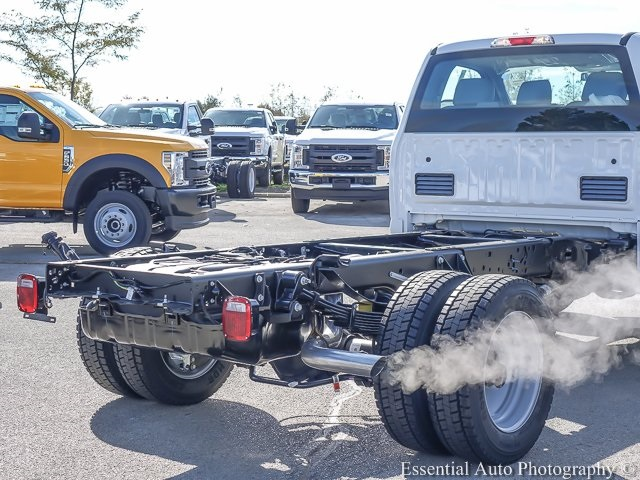 2019 F-550 Regular Cab DRW 4x4,  Cab Chassis #K00088 - photo 6