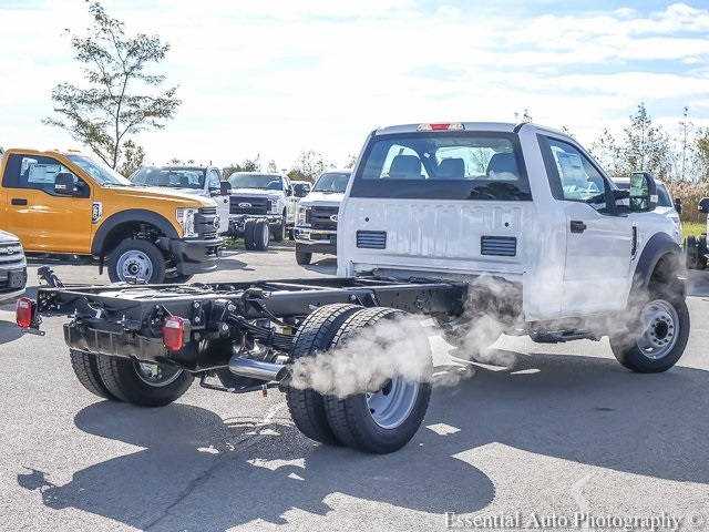2019 F-550 Regular Cab DRW 4x4,  Cab Chassis #K00088 - photo 2
