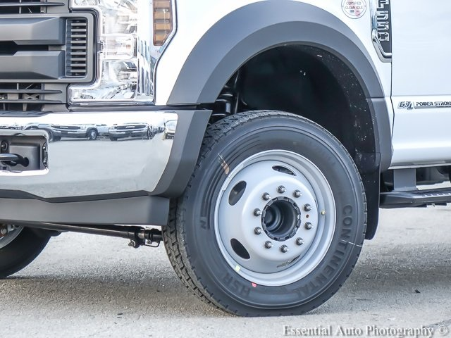 2019 F-550 Super Cab DRW 4x4,  Cab Chassis #K00095 - photo 3