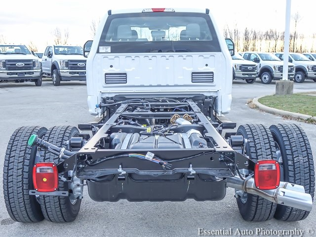 2019 F-550 Super Cab DRW 4x4,  Cab Chassis #K00095 - photo 5
