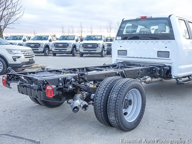 2019 F-550 Super Cab DRW 4x4,  Cab Chassis #K00095 - photo 6