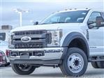 2019 F-550 Super Cab DRW 4x4,  Cab Chassis #K00095 - photo 1