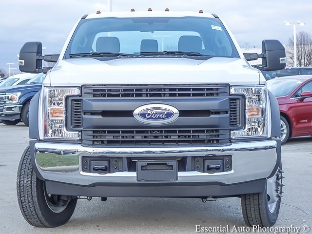 2019 F-550 Super Cab DRW 4x4,  Cab Chassis #K00096 - photo 4