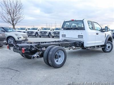 2019 F-550 Super Cab DRW 4x4,  Cab Chassis #K00097 - photo 2