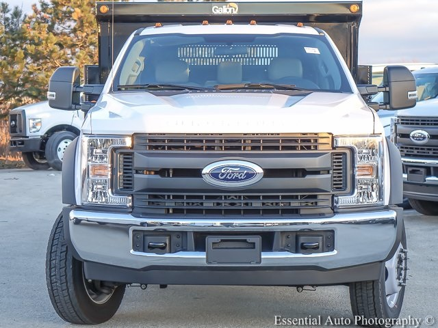 2019 F-450 Regular Cab DRW 4x2,  Galion Dump Body #K00107 - photo 4