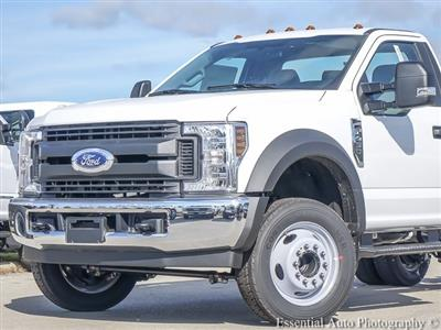 2019 F-450 Regular Cab DRW 4x2,  Cab Chassis #K00108 - photo 1