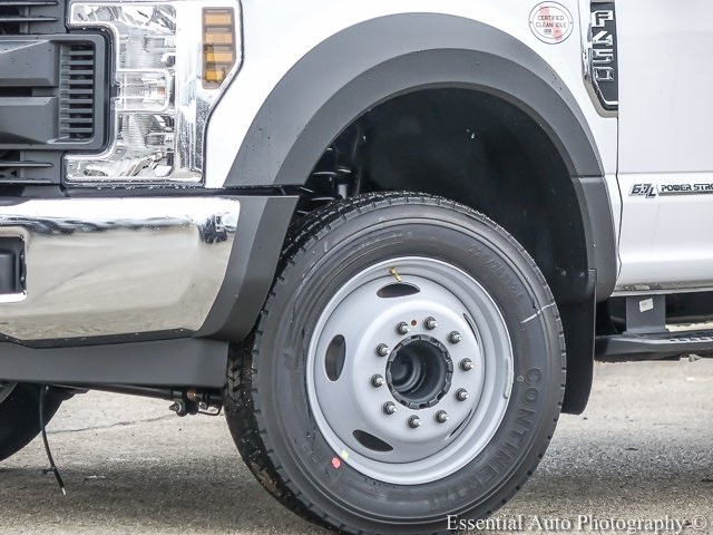 2019 F-450 Regular Cab DRW 4x4,  Cab Chassis #K00112 - photo 3