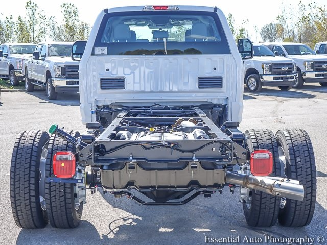 2019 F-450 Super Cab DRW 4x4,  Cab Chassis #K00116 - photo 5