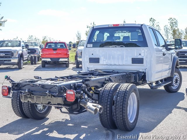 2019 F-450 Super Cab DRW 4x4,  Cab Chassis #K00116 - photo 2