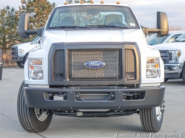 2019 F-650 Regular Cab DRW 4x2,  Cab Chassis #K00145 - photo 4
