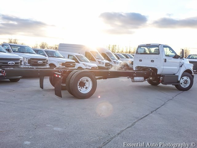 2019 F-650 Regular Cab DRW 4x2,  Cab Chassis #K00146 - photo 6