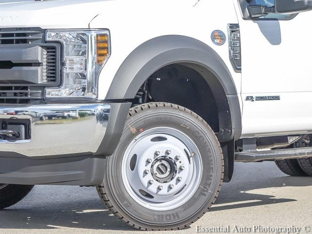 2019 F-550 Regular Cab DRW 4x4,  Switch N Go Landscape Dump #K00224 - photo 3