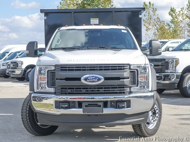 2019 F-550 Regular Cab DRW 4x4,  Switch N Go Landscape Dump #K00224 - photo 4