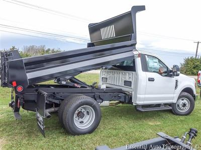 2019 F-350 Regular Cab DRW 4x2,  Imperial Dump Body #K00282 - photo 2