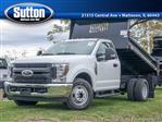 2019 F-350 Regular Cab DRW 4x2,  Imperial Dump Body #K00283 - photo 1