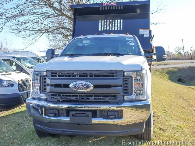 2019 F-350 Regular Cab DRW 4x4,  Rugby Dump Body #K00292 - photo 3