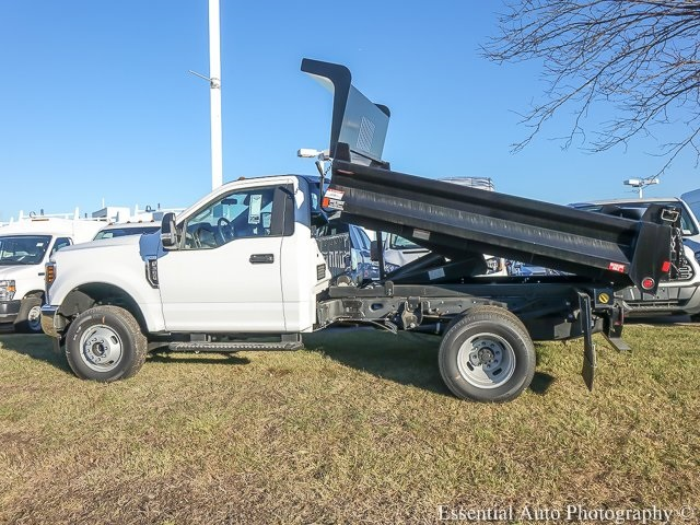 2019 F-350 Regular Cab DRW 4x4,  Rugby Dump Body #K00292 - photo 2