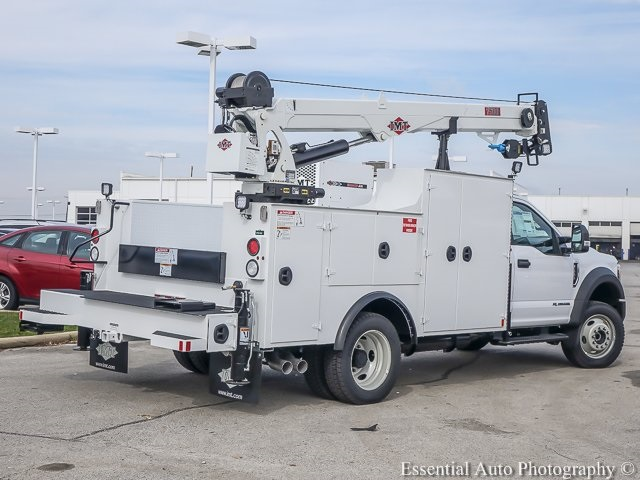 2019 F-550 Regular Cab DRW 4x4,  Iowa Mold Tooling Mechanics Body #K00359 - photo 2