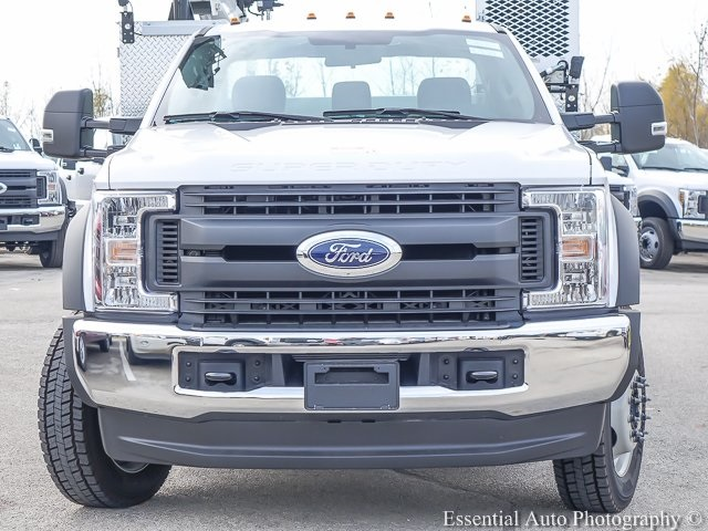 2019 F-550 Regular Cab DRW 4x4,  Iowa Mold Tooling Mechanics Body #K00359 - photo 5