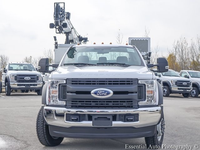 2019 F-550 Regular Cab DRW 4x4,  Iowa Mold Tooling Mechanics Body #K00359 - photo 6