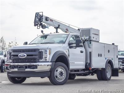 2019 F-550 Regular Cab DRW 4x4,  Iowa Mold Tooling Mechanics Body #K00359 - photo 1