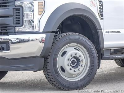 2019 F-550 Regular Cab DRW 4x4,  Iowa Mold Tooling Mechanics Body #K00359 - photo 4