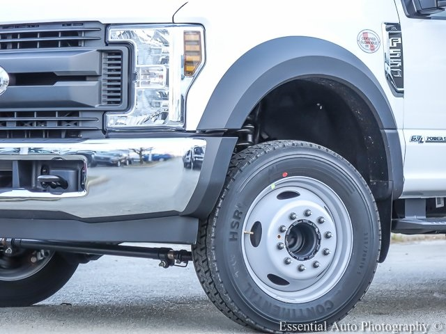 2019 F-550 Regular Cab DRW 4x2,  Rugby Dump Body #K00385 - photo 3