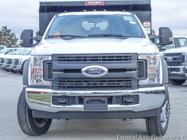 2019 F-550 Regular Cab DRW 4x2,  Rugby Dump Body #K00385 - photo 4