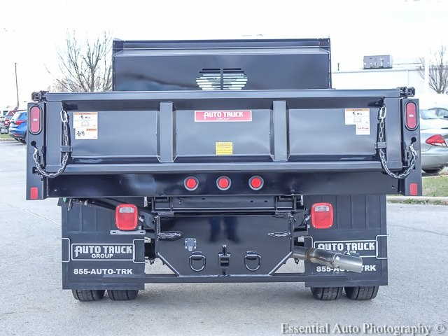 2019 F-550 Regular Cab DRW 4x2,  Rugby Dump Body #K00385 - photo 5