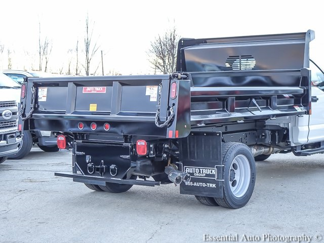2019 F-550 Regular Cab DRW 4x2,  Rugby Dump Body #K00385 - photo 6