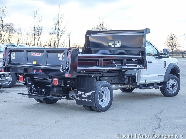 2019 F-550 Regular Cab DRW 4x2,  Rugby Dump Body #K00385 - photo 2