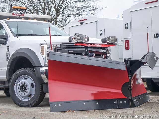 2019 F-550 Regular Cab DRW 4x4,  Rugby Dump Body #K00386 - photo 3