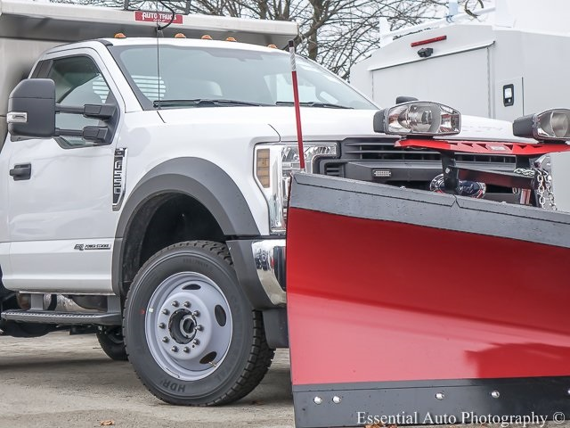 2019 F-550 Regular Cab DRW 4x4,  Rugby Dump Body #K00386 - photo 4