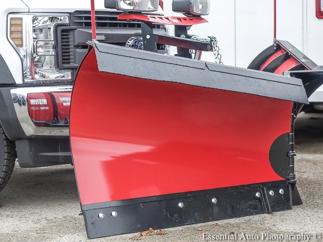 2019 F-550 Regular Cab DRW 4x4,  Rugby Dump Body #K00386 - photo 6