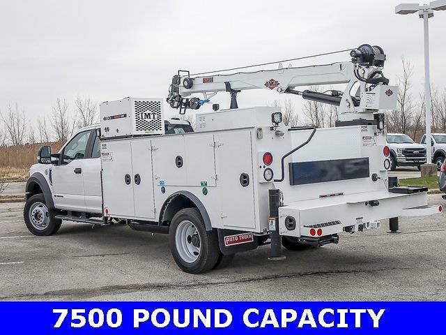 2020 Ford F-550 Super Cab DRW 4x4, Iowa Mold Tooling Mechanics Body #K01703 - photo 1